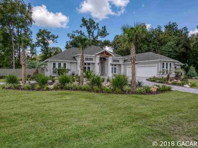 Gainesville Single Family Home For Sale: 10276 SW 41 Avenue