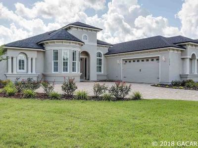 Gainesville Single Family Home For Sale: 3319 SW 114th Way