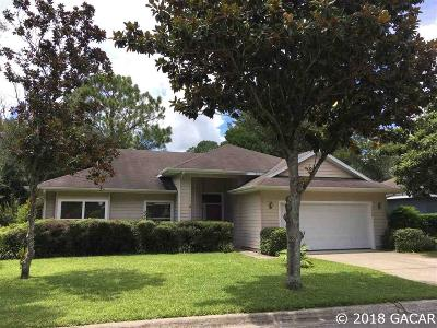 Gainesville Single Family Home For Sale: 4428 NW 36th Street