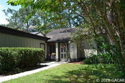 Gainesville Condo/Townhouse For Sale: 2490 NW Birnam Woods Way