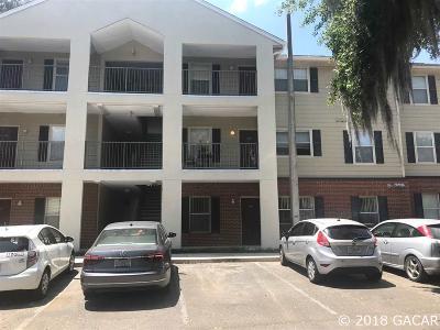Gainesville Condo/Townhouse For Sale: 2360 SW Archer Road #906
