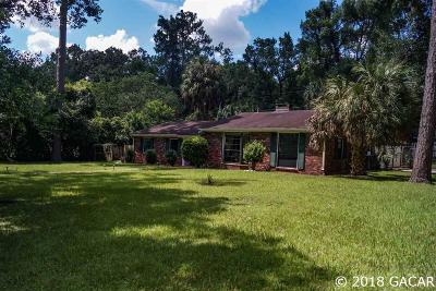 Gainesville Single Family Home For Sale: 3015 SW 1st Avenue