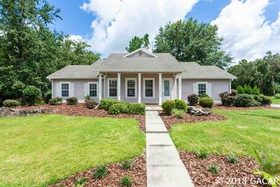 Gainesville Single Family Home For Sale: 11926 SW 2ND Road