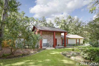Alachua Single Family Home For Sale: 6121 NW 114th Place
