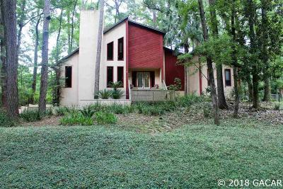 Gainesville Single Family Home For Sale: 1426 NW 35 Terrace