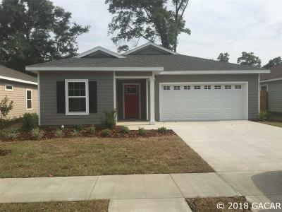 High Springs Single Family Home For Sale: 24942 NW 202nd Lane