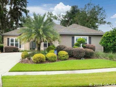Gainesville Single Family Home For Sale: 4963 SW 63 Lane