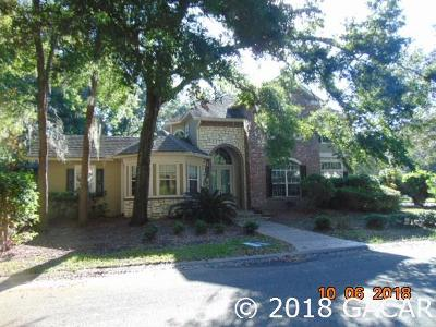 Gainesville Single Family Home For Sale: 3217 SW 98 Drive