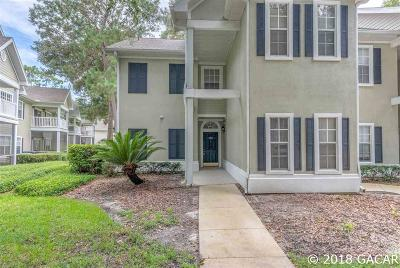 Gainesville Condo/Townhouse For Sale: 10000 SW 52nd Avenue #116
