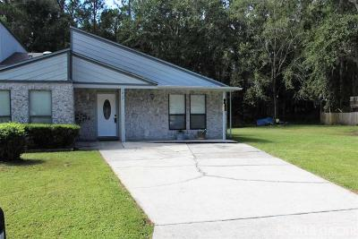 Gainesville FL Condo/Townhouse For Sale: $100,000