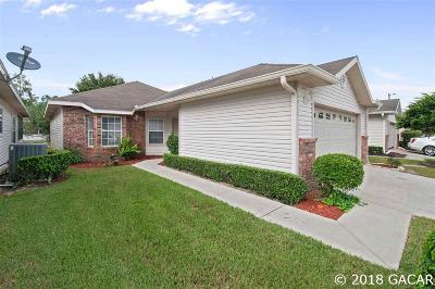 Gainesville Single Family Home For Sale: 4722 NW 79TH Road