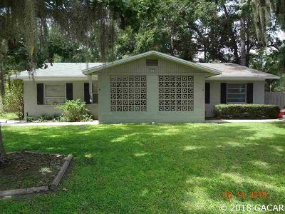 Gainesville Multi Family Home For Sale: 3824 NW 45th Street
