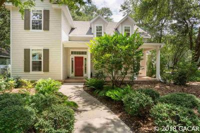 Newberry Single Family Home For Sale: 277 SW 132nd Terrace