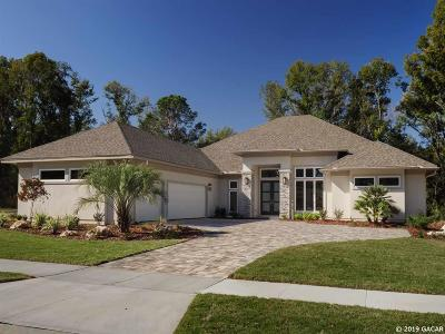 Gainesville FL Single Family Home For Sale: $933,800