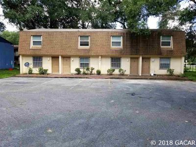 Gainesville FL Multi Family Home For Sale: $179,000