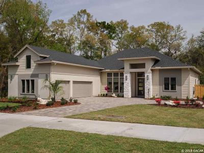 Gainesville FL Single Family Home For Sale: $778,380