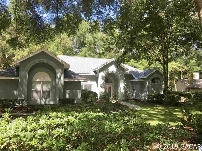 Gainesville FL Single Family Home For Sale: $531,500