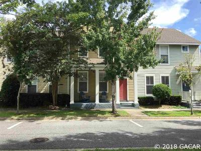 Gainesville FL Condo/Townhouse For Sale: $219,000