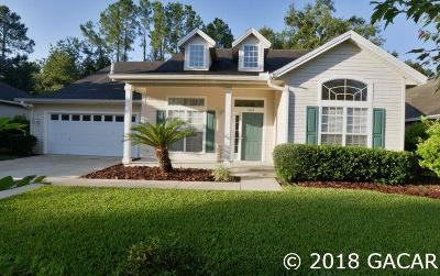 Gainesville Single Family Home For Sale: 9263 SW 29 Avenue