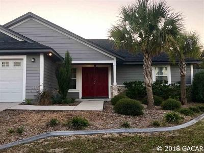 High Springs Single Family Home For Sale: 19246 NW 229 Street