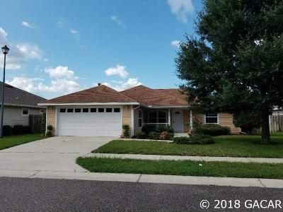 High Springs Single Family Home For Sale: 19430 NW 164th Rd