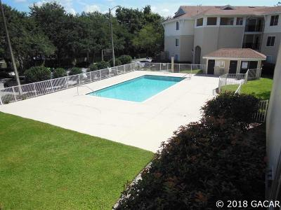 Gainesville Condo/Townhouse For Sale: 3921 SW 34th Street #110