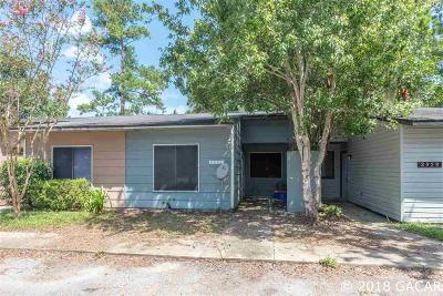 Gainesville FL Condo/Townhouse For Sale: $79,900