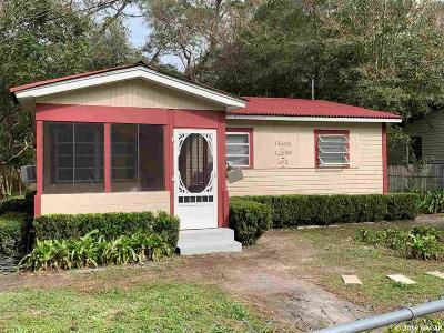 Alachua Single Family Home For Sale: 13608 NW 145TH Avenue