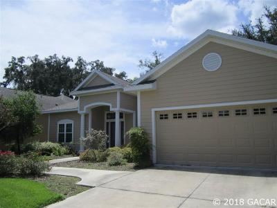 Gainesville FL Single Family Home For Sale: $335,000