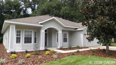 Gainesville Single Family Home For Sale: 1574 SW 66th Drive