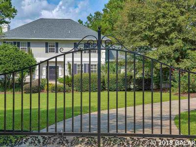 Gainesville Single Family Home For Sale: 2310 SW 110 Terrace