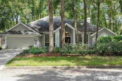 Gainesville Single Family Home For Sale: 10004 SW 41 Road