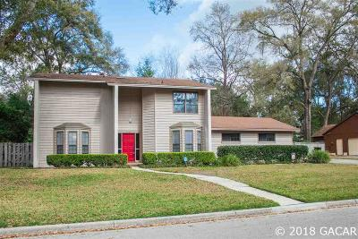 Gainesville Single Family Home For Sale: 2926 NW 9th place