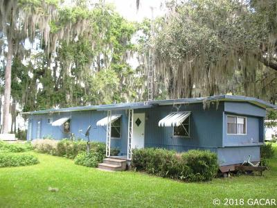 Hawthorne Single Family Home For Sale: 15326 SE US Hwy 301