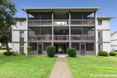 Gainesville Condo/Townhouse For Sale: 6519 W NEWBERRY Road #1207