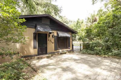 Gainesville Single Family Home For Sale: 2816 W university Avenue