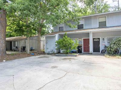 Gainesville Condo/Townhouse For Sale: 2009 SW 69TH Drive