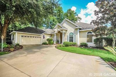 Gainesville Single Family Home For Sale: 8514 SW 15th Lane