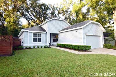 Newberry Single Family Home For Sale: 12227 NW 8th Place