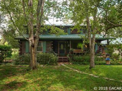 Melrose Single Family Home For Sale: 8203 Forest Hills Road