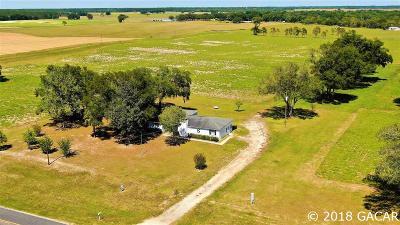 Bronson Single Family Home For Sale: 3991 NE County Road 337