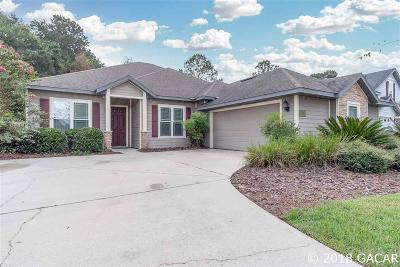 Gainesville Single Family Home For Sale: 7633 SW 79th Drive