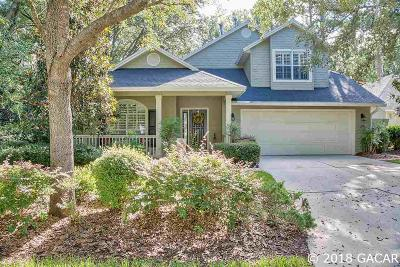 Gainesville Single Family Home For Sale: 2737 SW 98th Drive