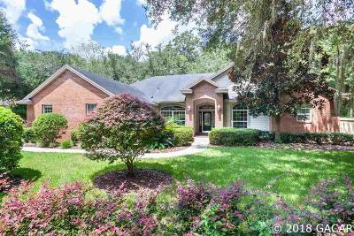 Gainesville Single Family Home For Sale: 9406 SW 34th Lane