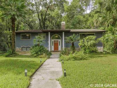 Gainesville Single Family Home For Sale: 4311 NW 33 Court