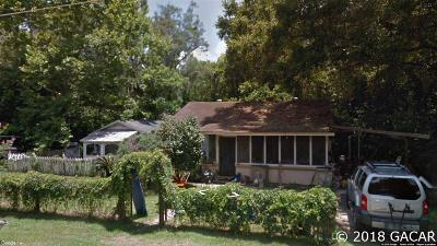 Gainesville Single Family Home For Sale: 737 NW 31st Avenue