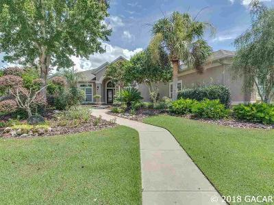Gainesville Single Family Home For Sale: 2843 NW 138 Terrace