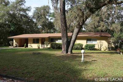 Gainesville Single Family Home For Sale: 1806 SE 51 Street