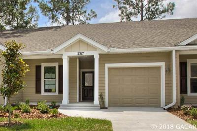 Newberry Condo/Townhouse For Sale: 12917 NW 11th Place