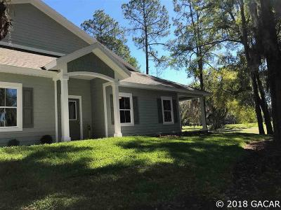 Newberry Condo/Townhouse For Sale: 12941 NW 11th Place